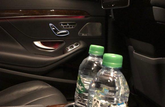 Mercedes S-Klasse, Audi A8